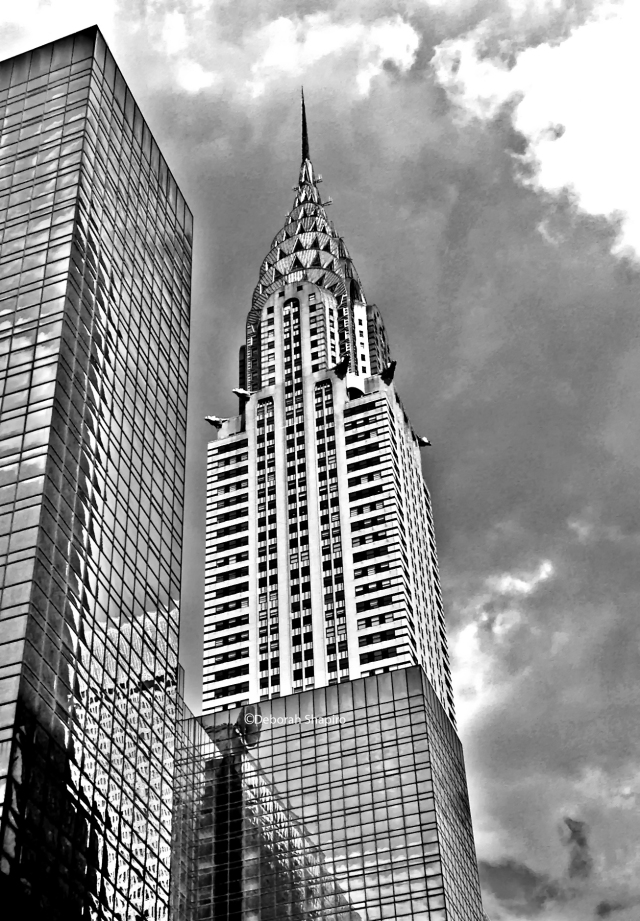 Chrysler Building and its neighbors