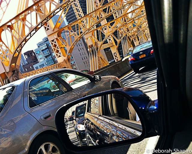 Stuck in Traffic on the Queensboro Bridge