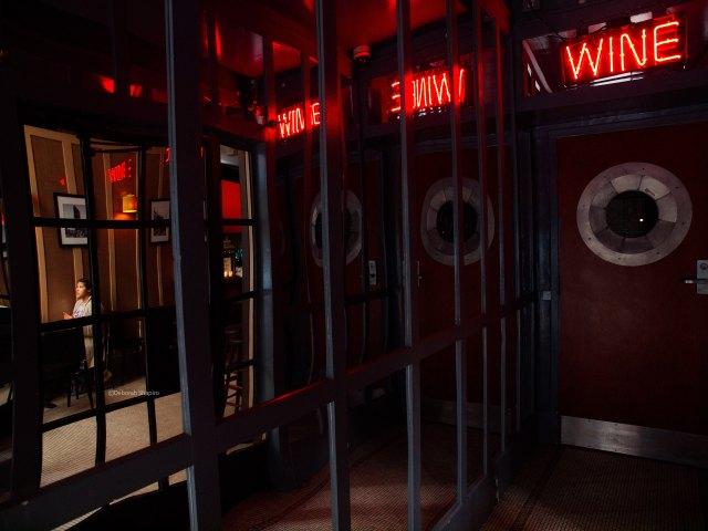Bar in the Flatiron District