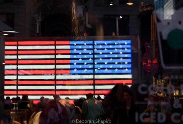 Flag reflection