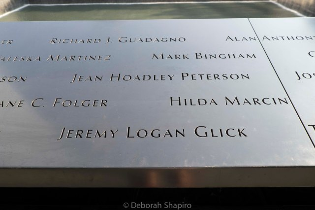 Jeremy Glick, judoka, fought the hijackers on Flight 93